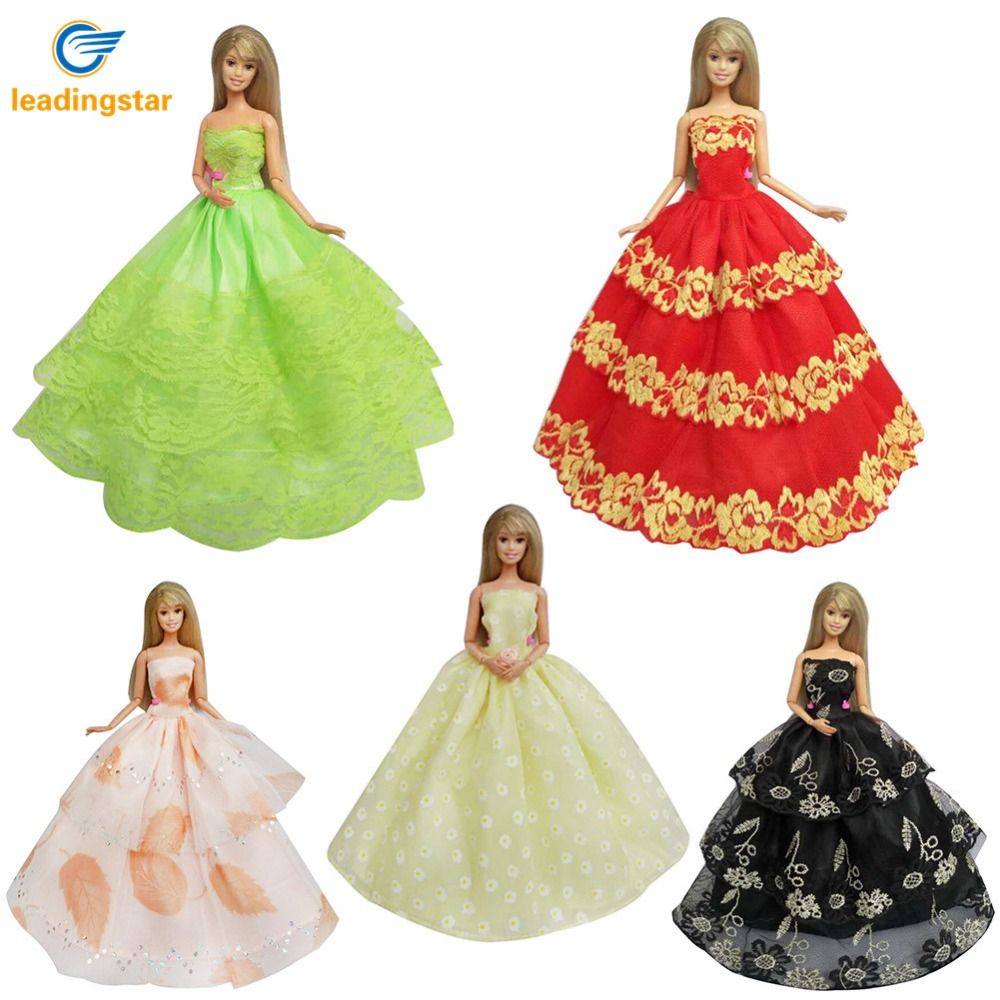 Click to buy ucuc leadingstar pcs fashion handmade lace party dress