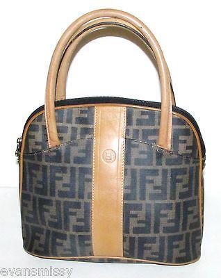 Fendi Handbag Vintage