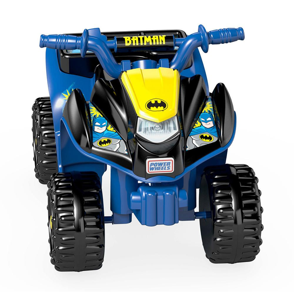 Power Wheels Batman Lil\' Quad 6 Volt Ride On | Noah | Pinterest ...