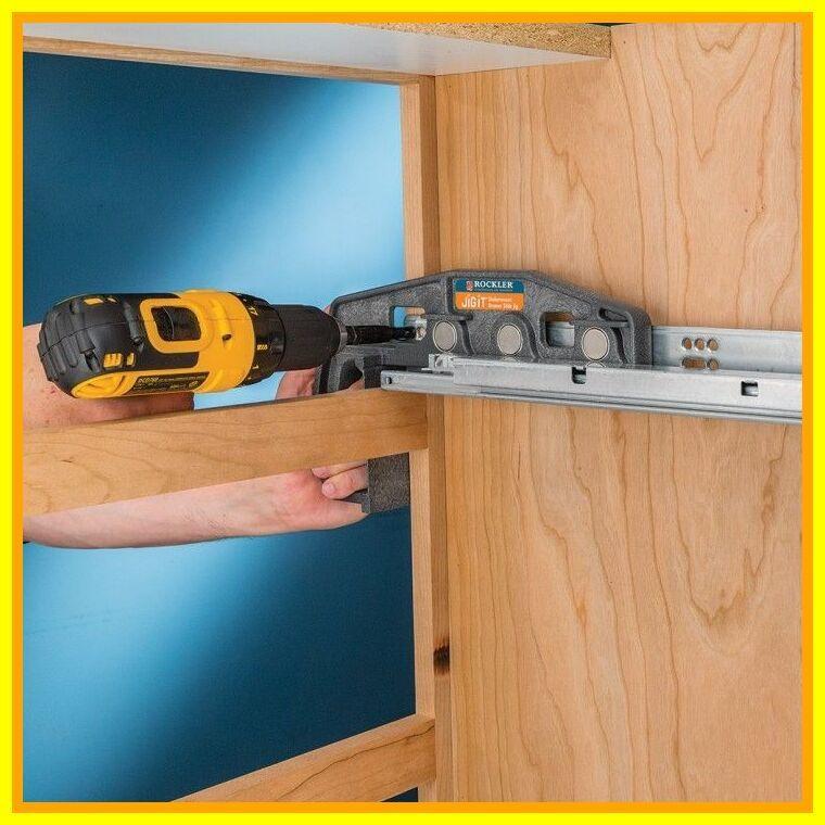 61 Reference Of Drawer Slide Jig Rockler Vs Kreg In 2020 Woodworking Drawer Slides Rockler Woodworking