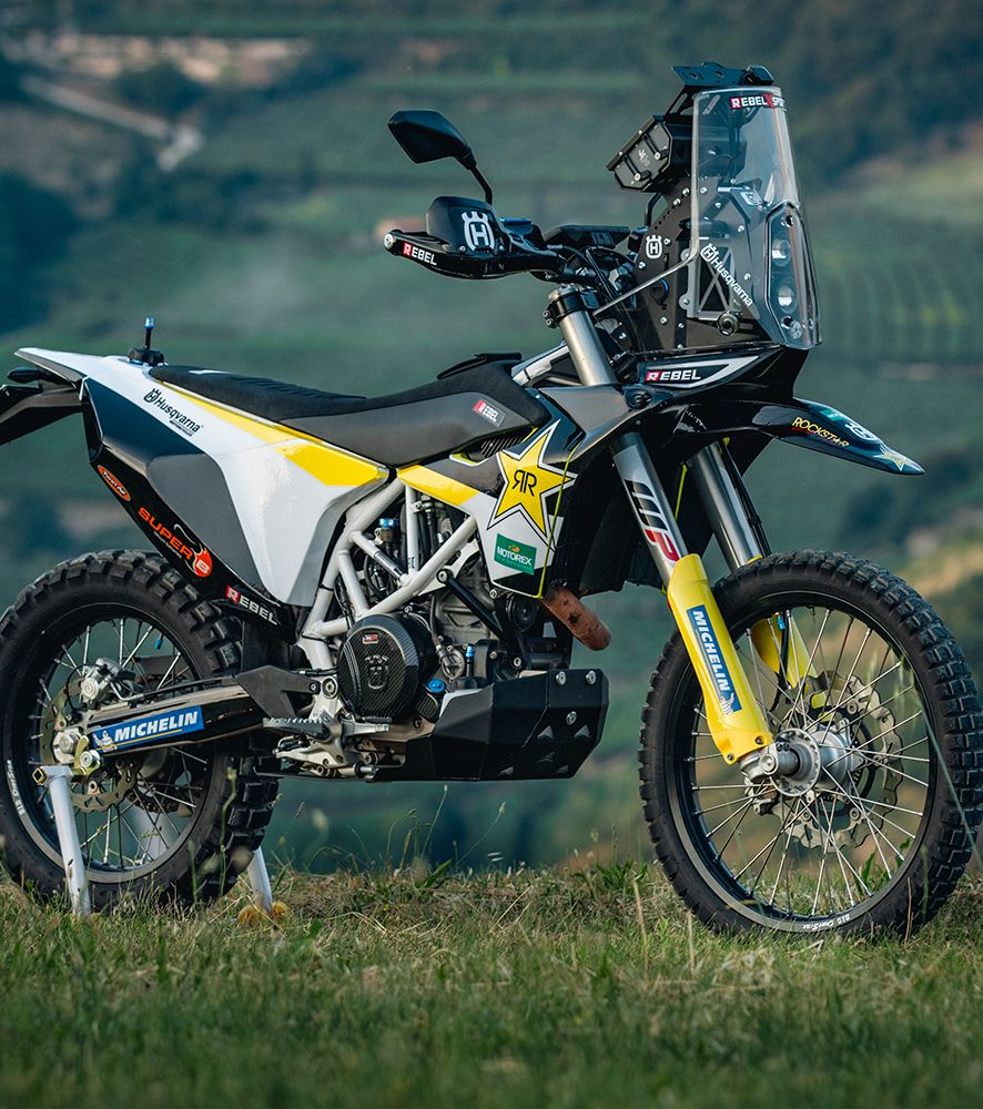 We Focused On Developing The Best Husqvarna 701 Rally Kit To Provide A Plug Play Premium Quality And Durable Rally Kit That Woul Husqvarna Rally Ktm Adventure