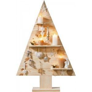 Ik Vond Dit Op Beslist Nl Houten Kerstboom Projecten Om Te