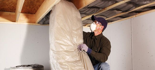Diy Install Crawl Space Insulation Never Know When It Might Be Necessary Basement Insulation Basement Ceiling Basement Ceiling Insulation