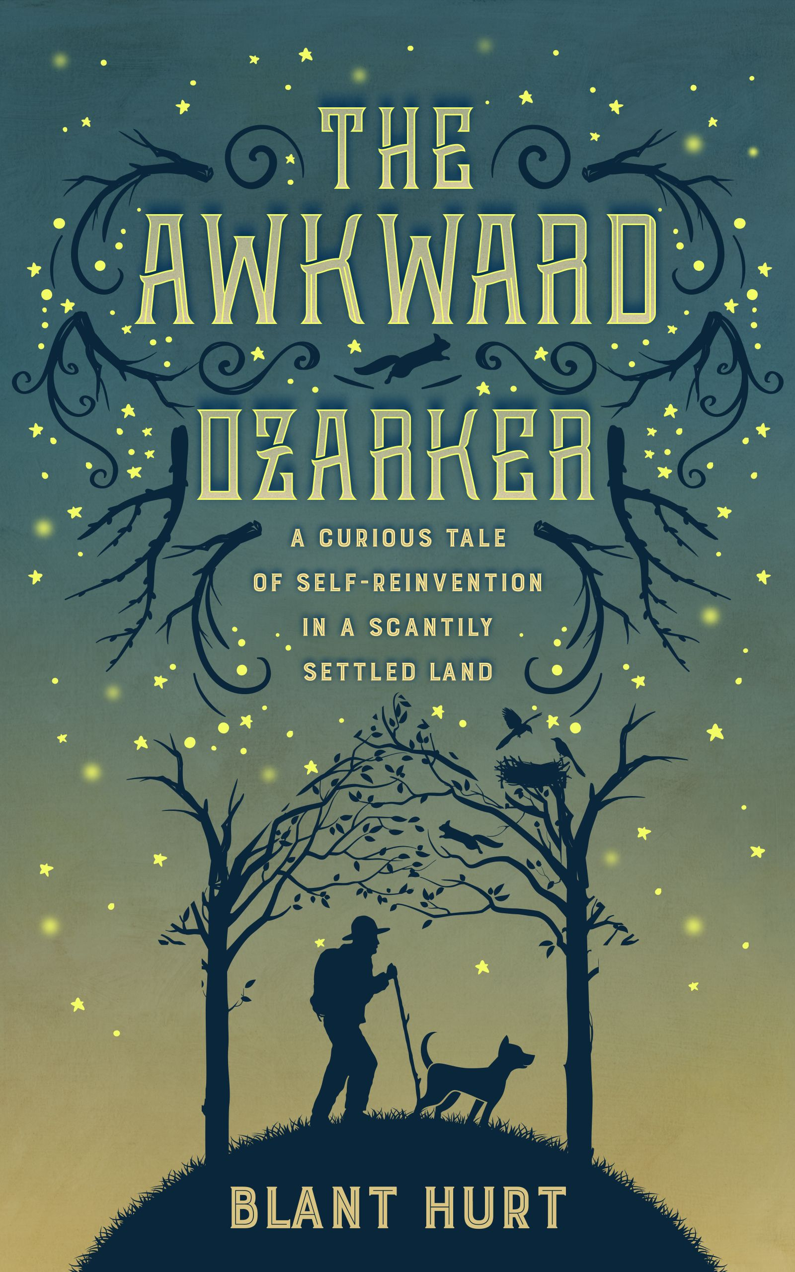 The awkward ozarker by blant hurt book cover design pinterest get an amazing ebook cover design from ebook launch a professional book cover design is the best marketing tool available for attracting new readers fandeluxe Image collections