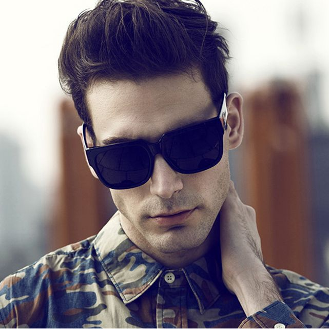 excepcional gama de estilos fabricación hábil mejor sitio web 2016 New Original Brand Sunglasses Men Glasses Fashion ...