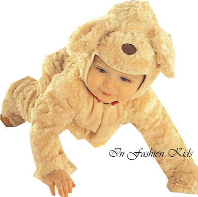 Baby Puppy Costume Doodle Golden Retriever Costume Last One Size