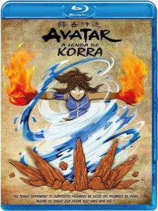 Avatar: A Lenda de Korra 1º a 4º Livro (2012 a 2014) Blu-Ray Dublado – Download Torrent