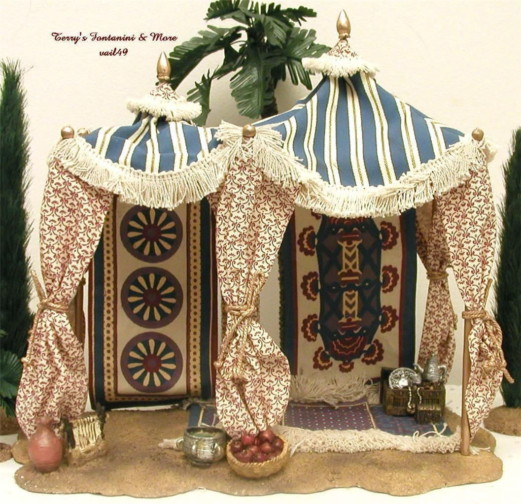Pin by Aunticrafter on Fortune Teller Tents (With images