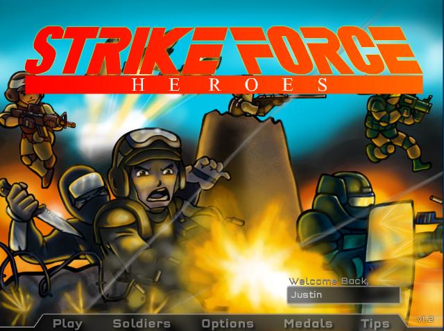 Play Strike Force Heroes 2 Hero, Fun math games, Fun