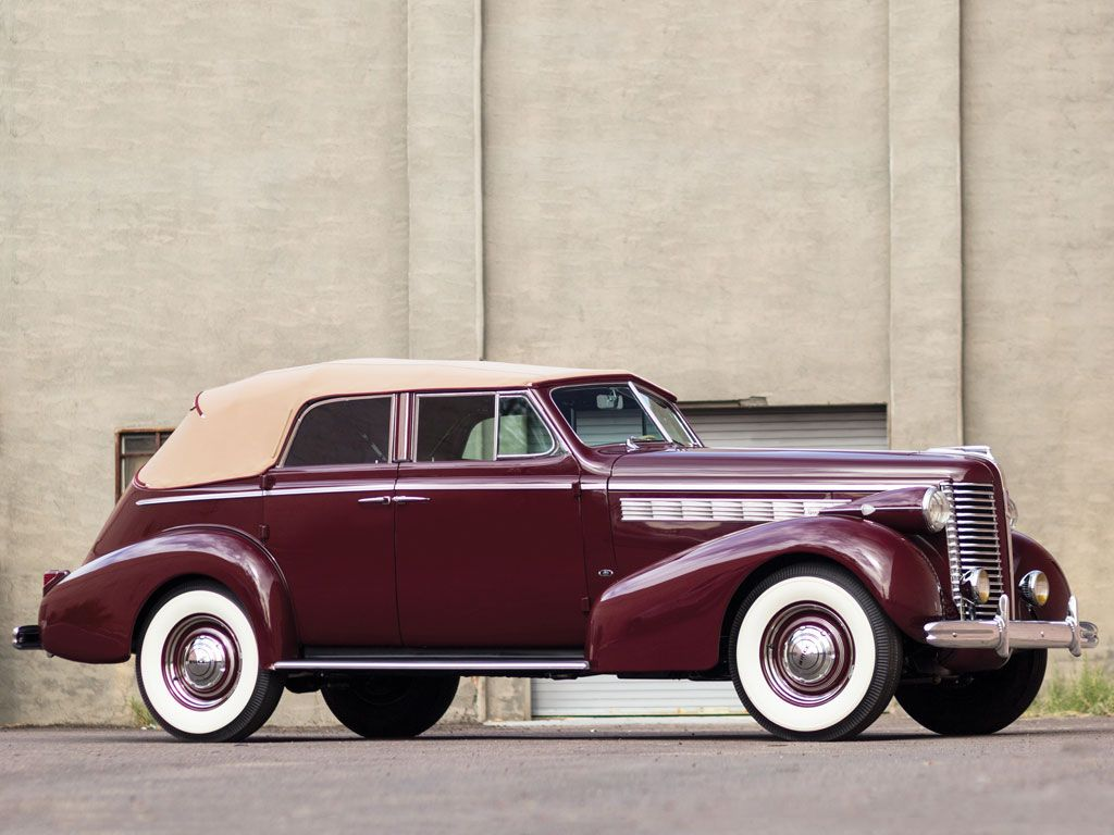 1938 Buick Special Phaeton Arizona 2014 Rm Auctions Buick Old Classic Cars Buick Cars