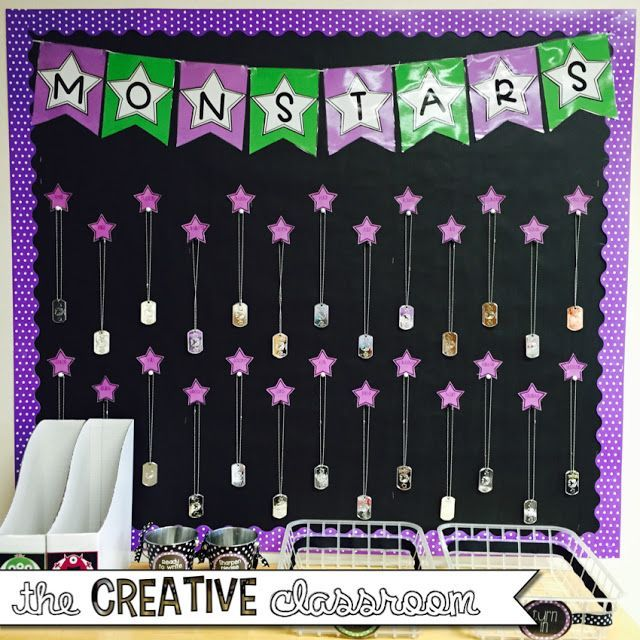 Monster Brag Tags