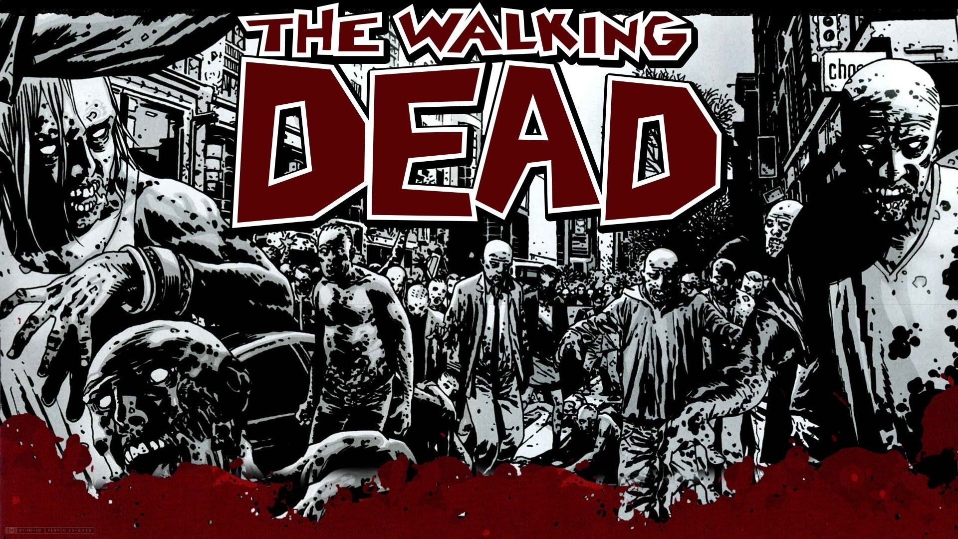 The Walking Dead Season Rick HD Wallpaper IHD Wallpapers 2560x1440 38