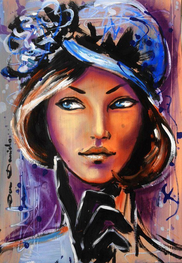 By Dam Domido #gallery #artist #art @ClaudyTheArtist