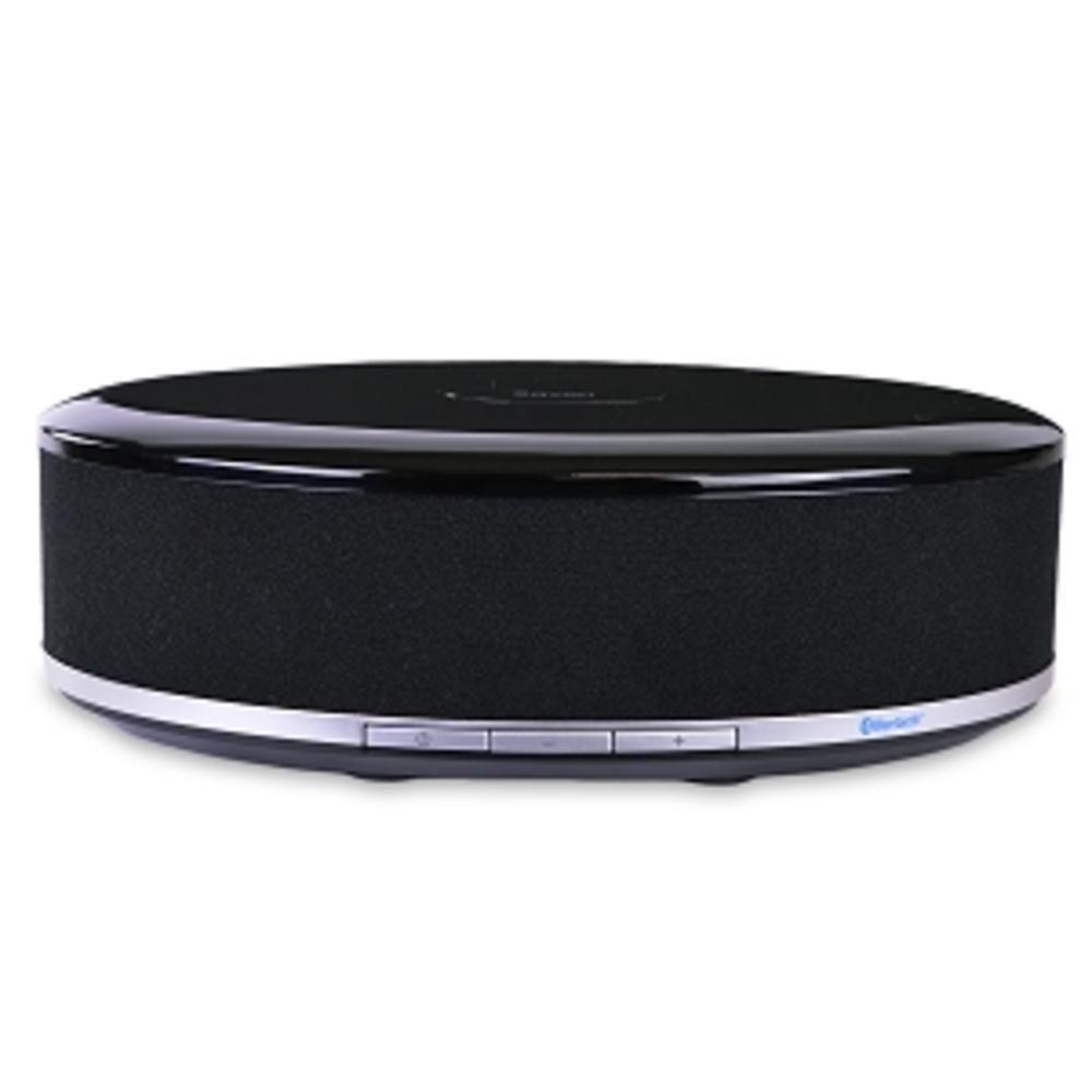 Ravon W65 Gembox Universal Bluetooth Speaker w-3.5mm Input & USB Charging (Black-Gray) - B