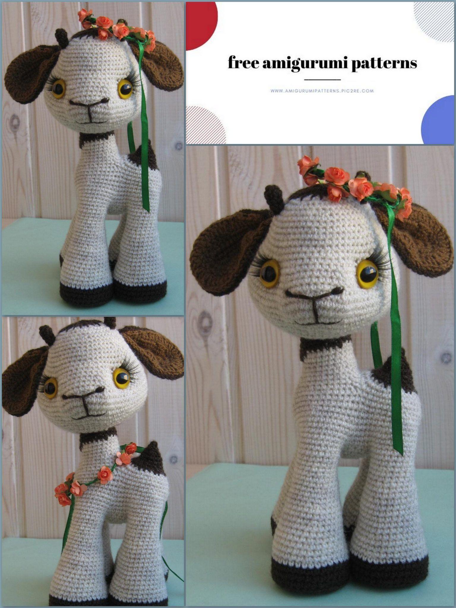Amigurumi Soft Bear Free Pattern | Crochet bear patterns, Knitting ... | 2048x1536