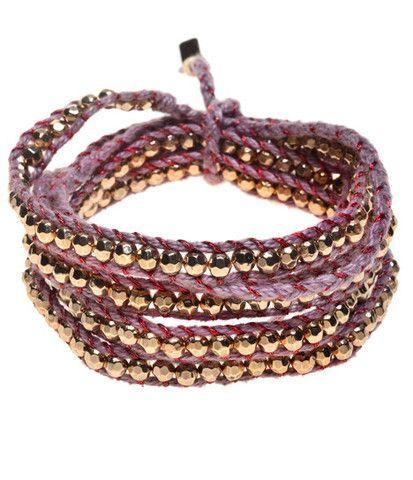 Bracelet Bagueria mauve