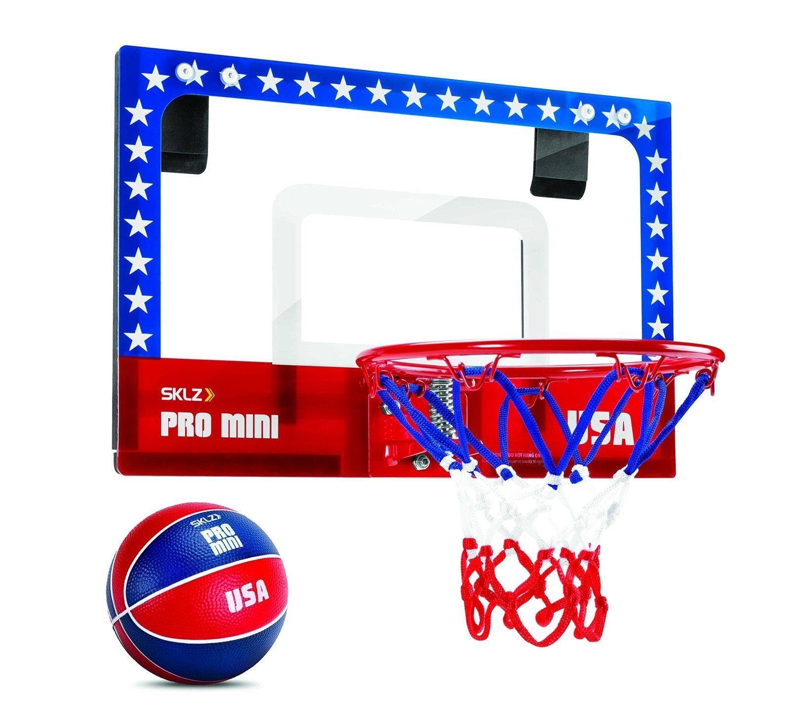 SKLZ Pro Mini Basketball Hoop Pro Mini Micro USA Mini