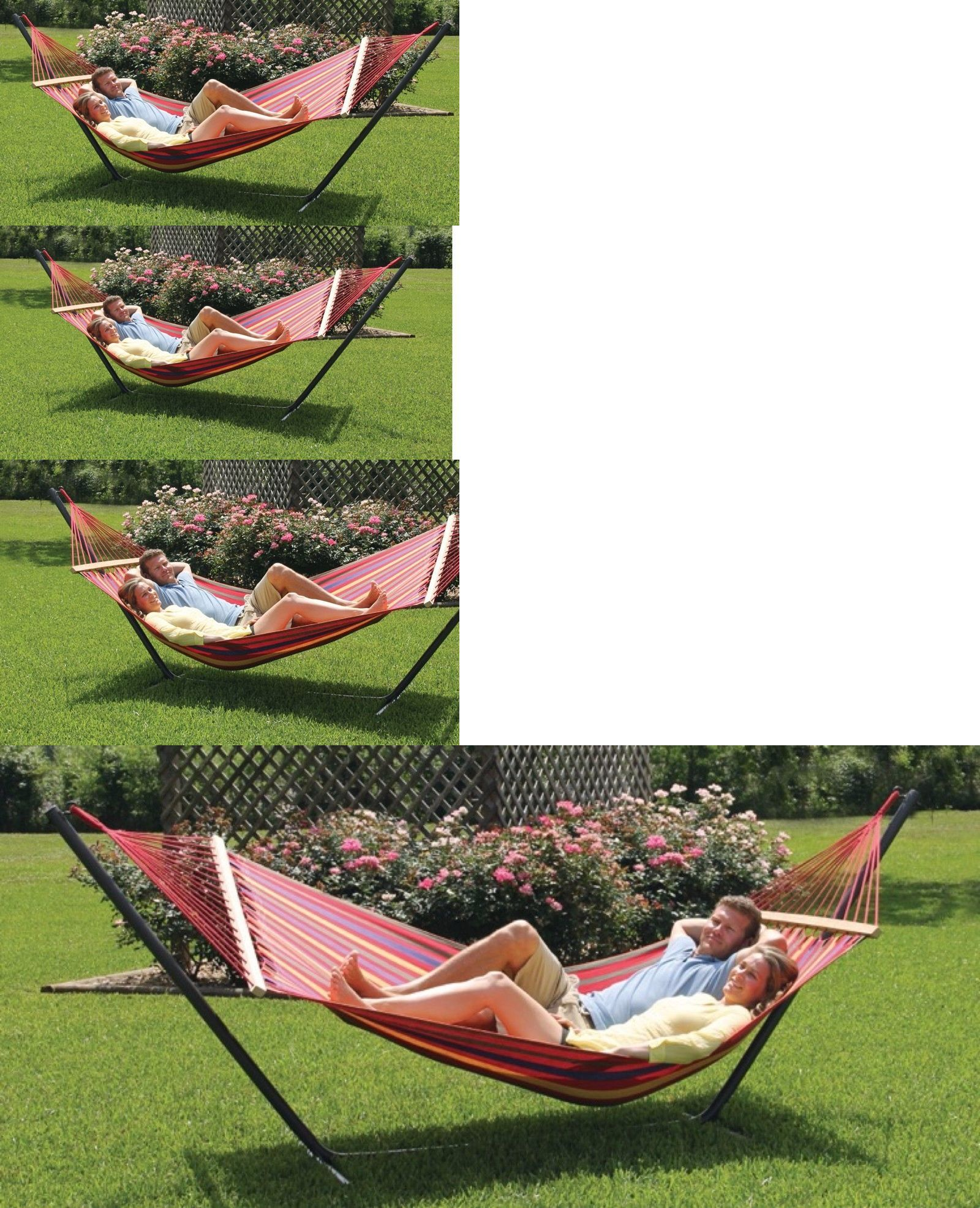 Hammocks hammock with stand person combo heavy duty large