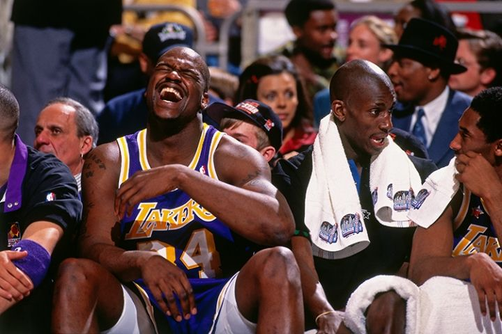 1998 Nba All Star Weekend Indiana Pacers Shaquille O Neal Indiana Pacers Nba