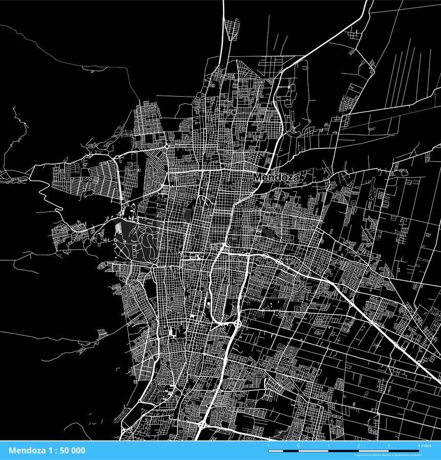 Mendoza argentina download map mendoza mendoza argentina download map hebstreits gumiabroncs Gallery