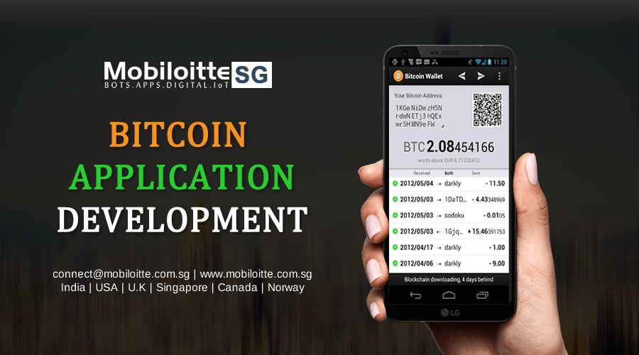 Bitcoin wallet app is mainly generated due to safe and