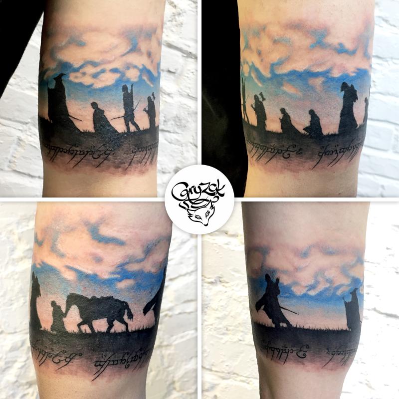 movie tattoo, 77 ink