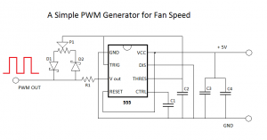Nidec S Simple Pwm Circuit Circuit Diy Fan Fan Speed