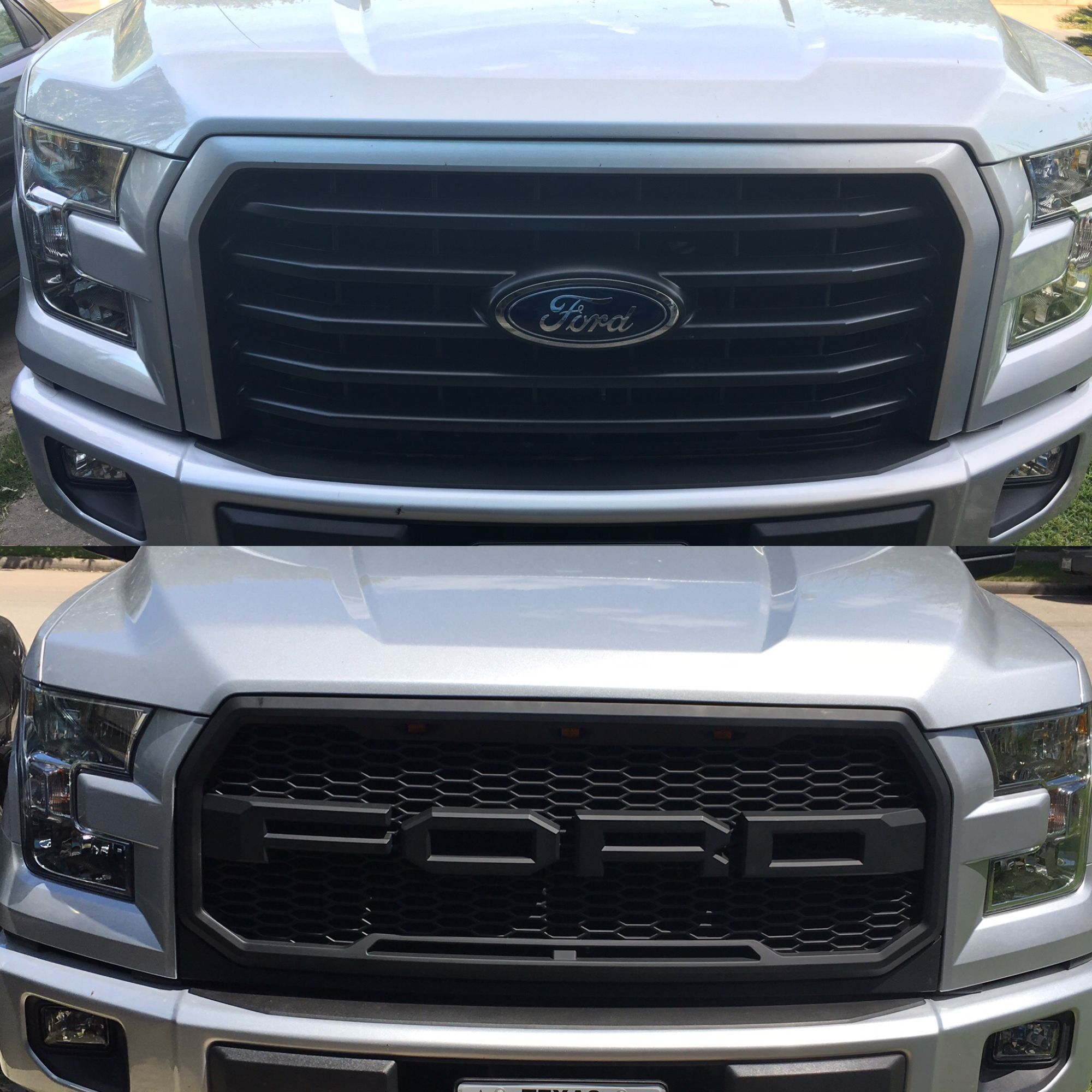 Grill Options Raptor Style Grill Page 213 Ford F150 Forum