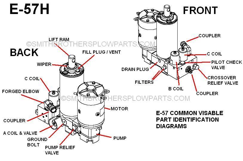 Polaris Glacier Pro Plow Parts Diagram