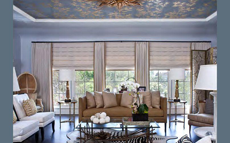 Projet porté par Elizabeth Gordon Studio et cu0027est un succès - decoration pour porte d interieur