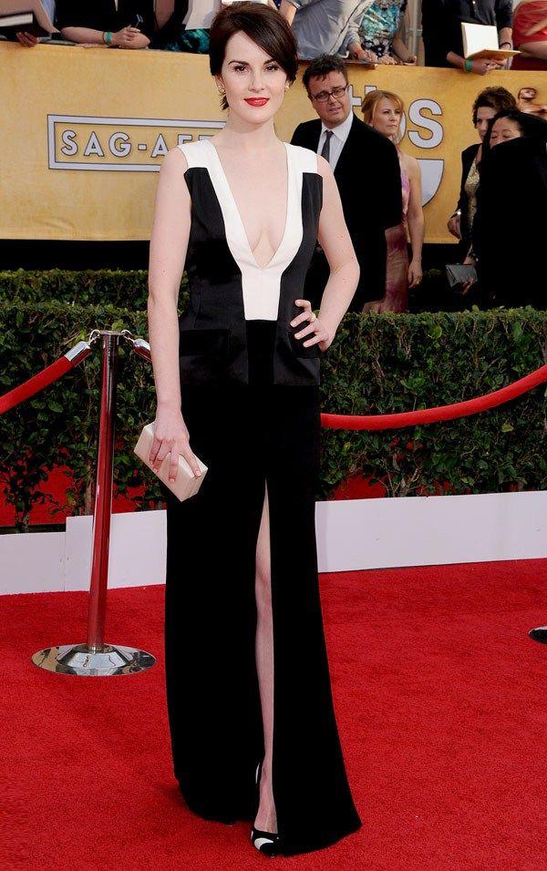 2014 SAG Awards Fashion — Jennifer Lawrence & More Best ...