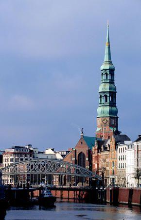 Hamburg St Michaelis Kirche Hamburg Hamburg Kirche Heimat Hamburg
