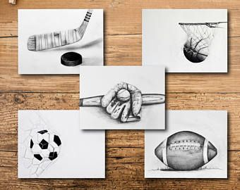 Teen athlete art prints teen — photo 2