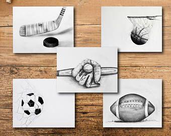 Teen athlete art prints teen — photo 2