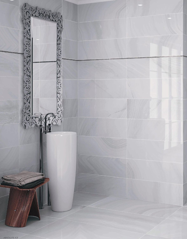 White gloss bathroom tiles bathroom exclusiv pinterest white gloss bathroom tiles dailygadgetfo Choice Image