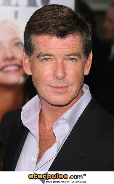 Pierce Brosnan My Favorite James Bond Older Mens Hairstyles Mens Hairstyles Classic Mens Haircut