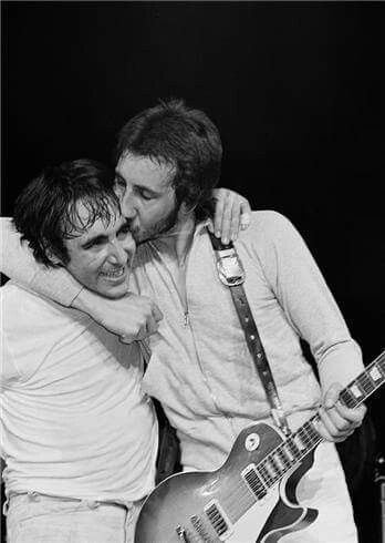 Keith and Pete