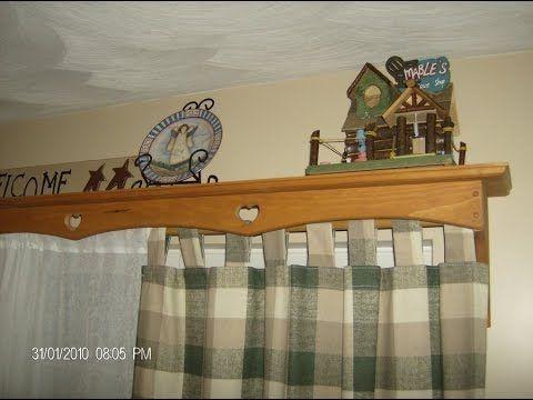 decorative wood curtain rods finials
