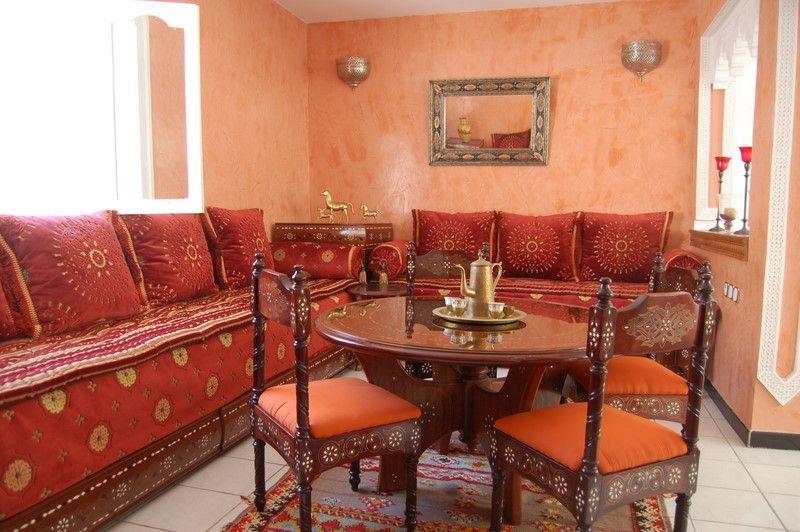 Peindre Votre Salon Marocain Avec Tadelakt  Dcor Riental