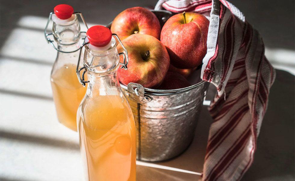 Is Apple Cider Vinegar The Secret to Great Hair? #applecidervinegarbenefits