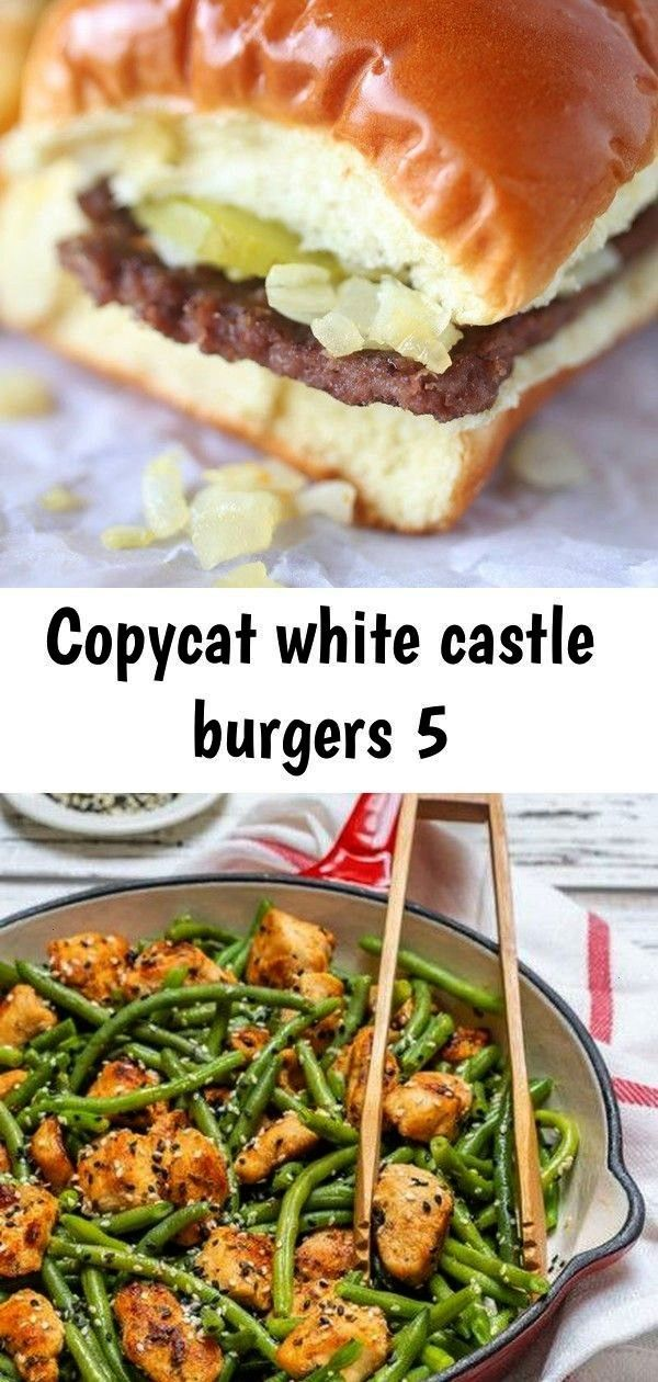 #copycat #burgers #recipes #fitness #trendy #castle #recipe #eating #brown #ideas #clean #sugar #whi...