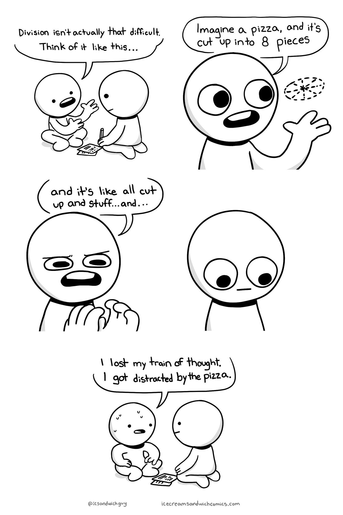 Ice Cream Sandwich On Twitter Funny Comic Strips Ice Cream Sandwich Funny Comics