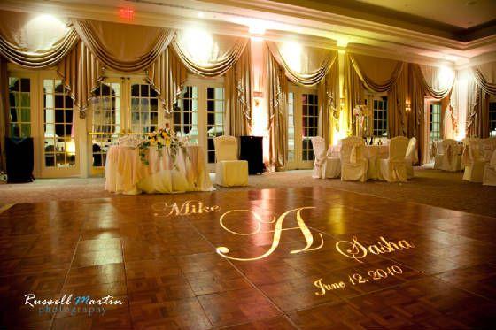 Golden Ocala Monogram Lighting & Golden Ocala Monogram Lighting   Florida Wedding DJ/ Ocala Wedding ... azcodes.com