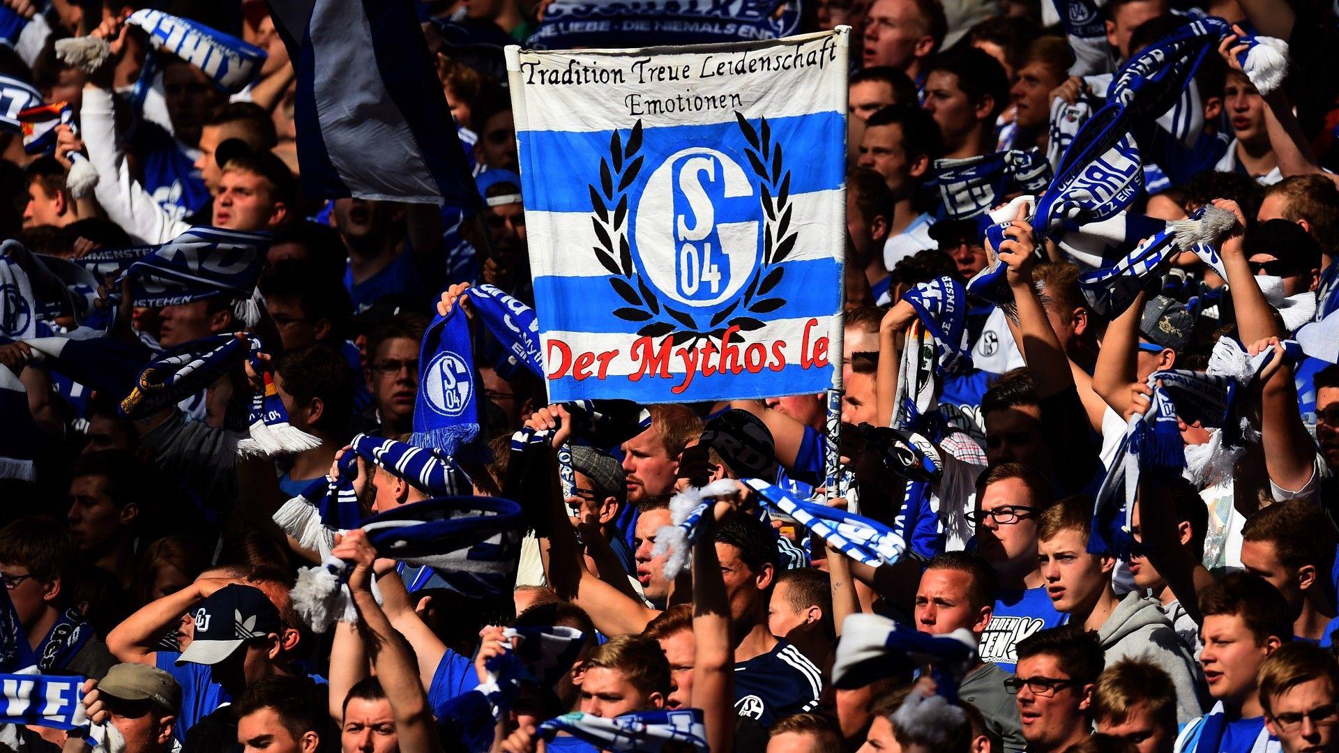 Schalke Fan
