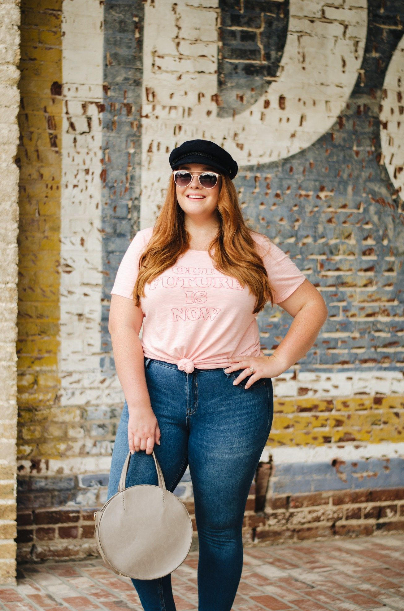 newest 6a62e 5272d Retro Style + Modern Comfort from Old Navy Featuring the Release Hem 24 7  Rockstar Jeans- thestylelodown.com     lolo russell    curvy blogger