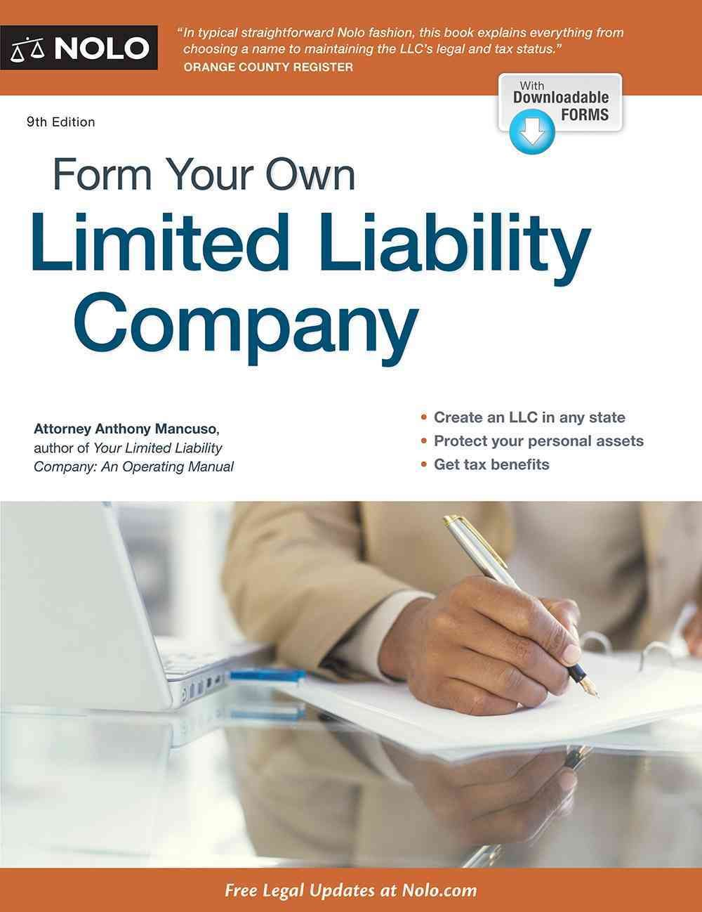Form Your Own Limited Liability Company | Limited Liability ...