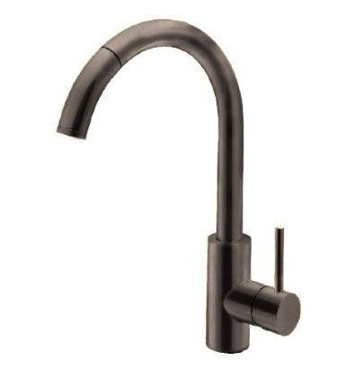 Belle Foret BF403ORB Pull Down Kitchen Faucet in Oil Rubbed Bronze ...