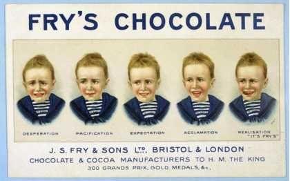 Frys Five Boys Chocolate Desperation Pacification