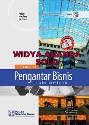 Pengantar Bisnis (Introduction to Business) Edisi 11