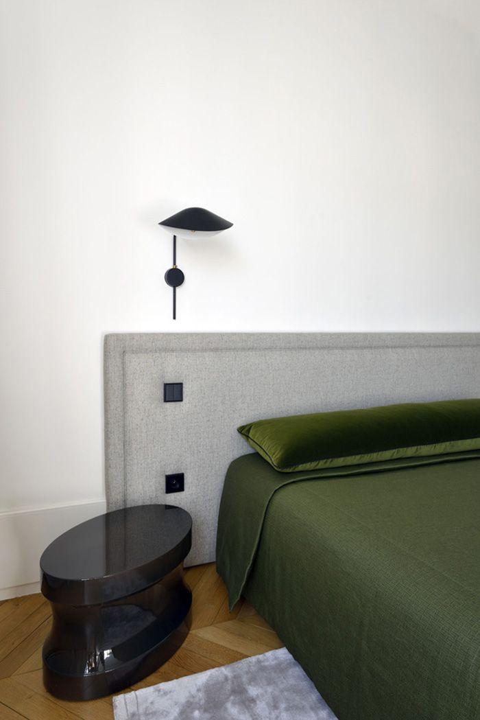 sandrine faivre, architecte d\u0027intérieur / appartement faisanderie